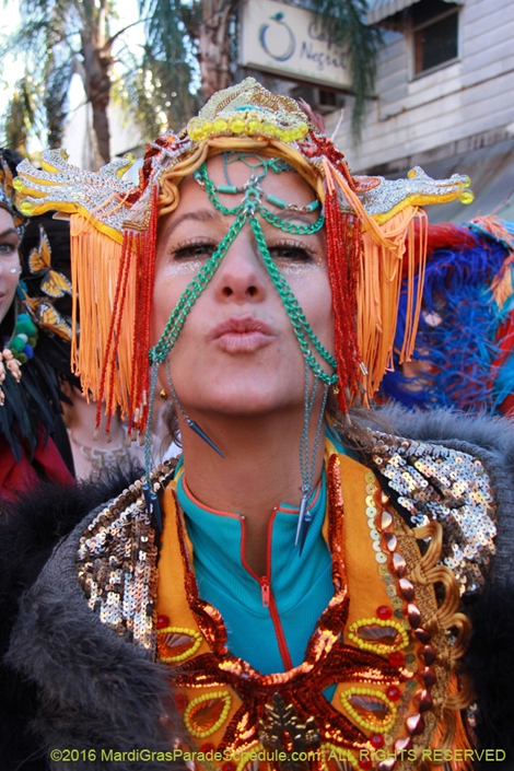 Mardi Gras Day February 9, 2016 �2016 Jules F. Richard IV; ALL RIGHTS RESERVED