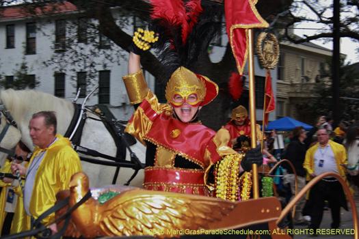 2018 krewe of orpheus new orleans mardi gras parade